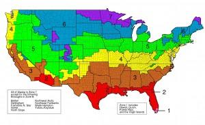 ASHRAE Regions - USA